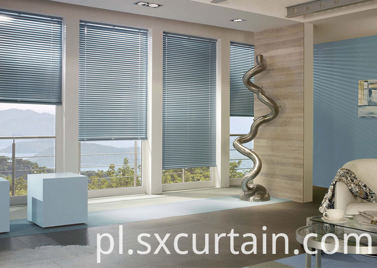 Blade Blind Curtain Alloy