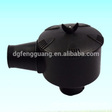 alibaba express filter air compressor spare parts plastic air filter cover