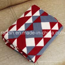 Cobertor de Lã Uso em Manta Multifuncional de Ar Condicionado