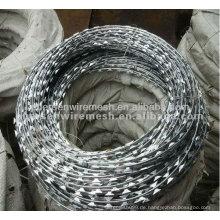 Verzinkter Concertina Razor Wire Hersteller