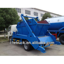 Popular Dongfeng small swing-arm garbage truck(4 cbm)