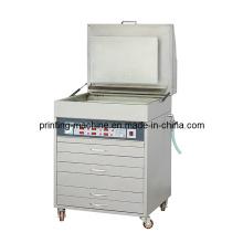 Machine de fabrication de plaques Flexo série Zx
