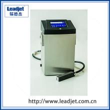 Impressora a jacto de tinta branca de alta velocidade Leadjet para cabo