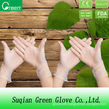 Clear Cheap Disposable Industrial Gloves
