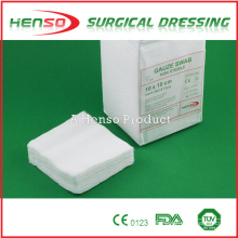 Henso Bleached Medical Gauze Sponges