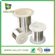 Fil métallique plat de Nickel pur Uns No2201 pour appareils électriques
