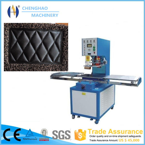 Mesin Single Head PVC Car Mat Welding