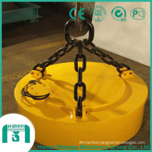 Transporting Scraps Electro Magnetic Chuck Manufacturer