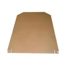 Non-anti paper slip sheet pallet brown kraft paper slip pallet with cheap price