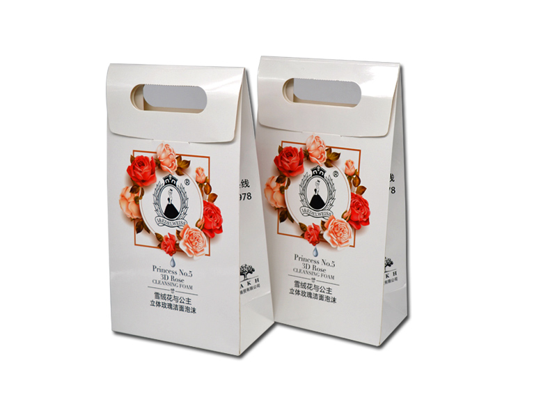Environmental Luxury Shopping Paper Bag