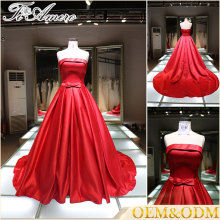 Alibaba Китай свадебной свадьба женщины платья новое прибытие вечернее платье дамы горячая мода плюс Размер женщин свадебное платье
