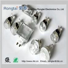 Backofenlampe mit Halogenbirne