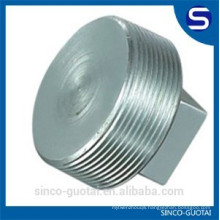 forged socket round head parallel pipe plugs