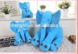 High quality baby toy big elephant elephant pillow