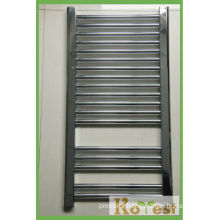 Flat Stainless Steel Heated Towel Rail Rack