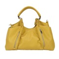 Lady Shoulder Handbags Made by Soft leather