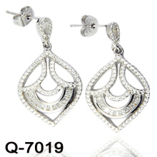 Charming Fashion 925 Silver Earrings (Q-7019)