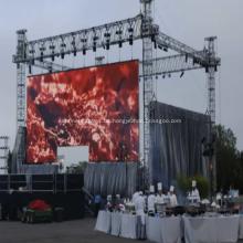 LED-Werbebildschirm für den Außenbereich