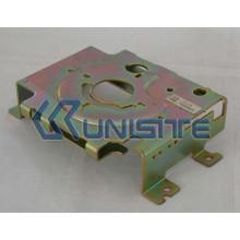 Peça de estampagem metálica de precisão com alta qualidade (USD-2-M-199)