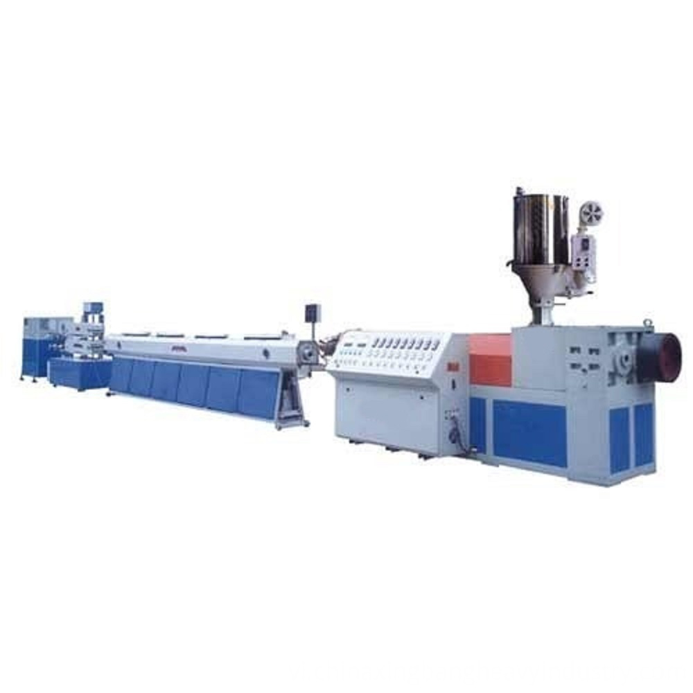 Plastic Pipe Extrusion Machine, Plastic Tube Extruder Manufacturer