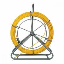Tirer la tige de conduit de fibre de verre d'outil de câble de FRP