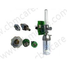 Medical O2 Adaptors for Oxygen Flowmeters