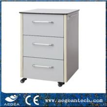 Утвержденный CE Медицинский Прикроватный шкаф (AG-BC015)