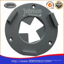 Disco de molienda de 160 mm para hormigón estándar