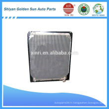 High Preferred Automobile Part Fin Tube Radiateur en aluminium 1301010-C50A en IRAN
