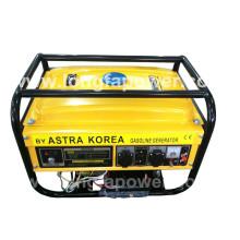 2kw Astra Korea modèle essence génératrice (CE, Soncap)