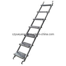 Scaffold System-Aluminium Portable Step Ladder
