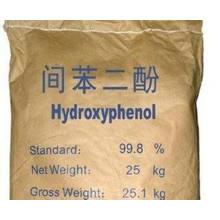 99% de pureza mínima CAS 108-46-3 Resorcinol