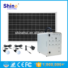 portable small solar system with battery for house,portable solar light system