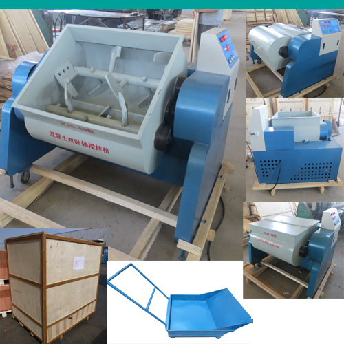 concrete cement mixer for laboratory