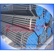 Tubo e tubo de aço de forma especial sem costura