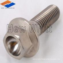 titanium flange bolt DIN 1662/1665 ISO 4162