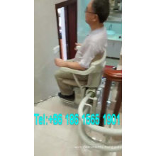 Indoor Electric Wheelchair Stair Lift Chair Made For Handicap