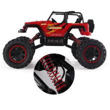 El nuevo juguete eléctrico para niños de 2.4 G 1: 14 de cuatro viajes de escalada en vehículos para niños