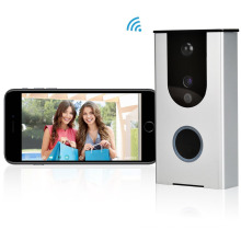 best reviews WiFi video ring Doorbell smart camera door phone for home security