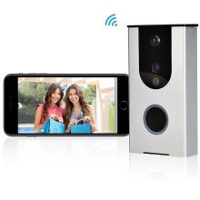 Melhores comentários Anel de vídeo WiFi Campainha inteligente telefone da porta da câmera para segurança em casa