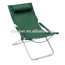 Cadeiras de espreguiçadeira de praia