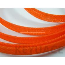 Flammhemmende Polyester-PET-expandierbare geflochtene Ärmel