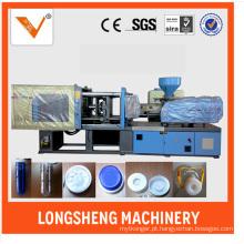 258ton Plastic Pet Preform Injection Machine com Bimetal parafuso e barril