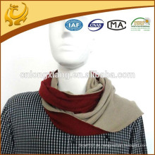 Eigene Fabrik Design Reversible 100% Seide Material Schal Schals für Herren
