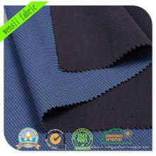 Le tissu composé fonctionnel teint par 310GSM avec GV approuvé
