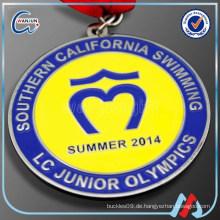 Teilnahme Südkalifornien Schwimmen Medaillen