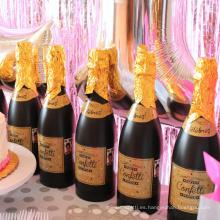 Artículo caliente de la venta de la novedad tirador del confeti de Champán para la celebración