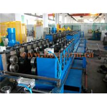 Trava de cabos Escaladeira Tronco de aço Galvanizado Rolando Máquina de fabricação Polônia