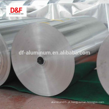 Papel de alumínio superior