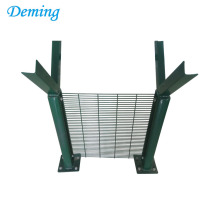 358 anti-climb welded mesh fence for perimeter security